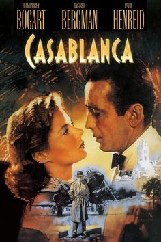 In Casablanca, Morocco in December 1941, a cynical American expatriate meets a former lover, with unforeseen complications.
