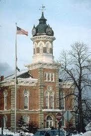 Chardon Ohio Court House