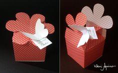 Embalagem :: Caixa Flor