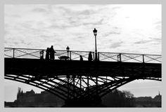 Bridge, Paris, 2012
