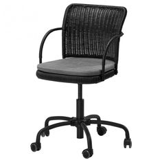Wicker Office Chair - Home Office Furniture Set Check more at http://www.drjamesghoodblog.com/wicker-office-chair/