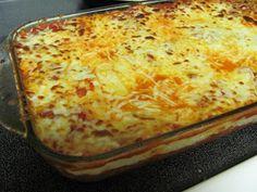 CurlyQMomma: No Boil Lasagna