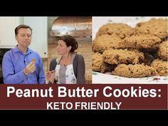 Peanut Butter Cookies: Keto Friendly - YouTube