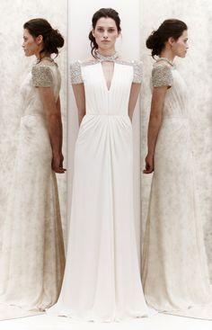 Jenny Packham Fall 2013 Bridal Dress Collection