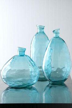 Amazon.com: Morph Vase, TALL, AQUA: Home & Kitchen