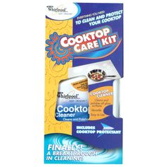 Whirlpool 31605 Cooktop Care Kit All Purpose Cleaners, Janitorial Supplies, Cleaning Solutions, Appliances