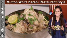 White Mutton Karahi Restaurant Style   White Karahi Special Eid Recipe  ...