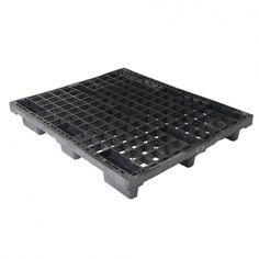 1200 X 1000mm 4 Way Entry Non-perimeter Based Lightweight Nestable Plastic Pallet