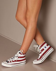 4th of July shoes.