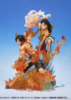 Figuarts Zero Monkey D Luffy -Brother`s Bond- (PVC Figure) Other picture2