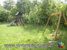 Area picnic Acquabianca di Tiglieto