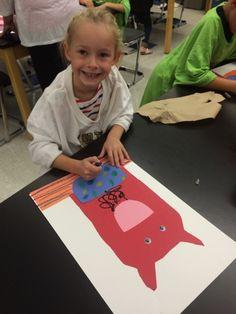 Jamestown Elementary Art Blog: October 2015