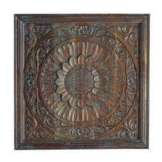 Rajasthani Wood Panel