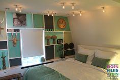 Slaapkamer   Bedroom ★ Ontwerp   Styling ★ JY Design   Erik Gutter