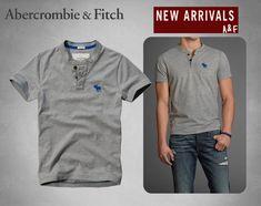 4d5b190618da2 Men s short sleeve T-shirt high quality102. CamisetasHombresAbercrombie ...