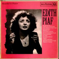 Edith Piaf,Piaf In Her Great Years,UK,Deleted,LP RECORD,528605