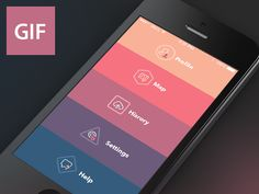 #UI #UX #Mobile #App #Pinterest #Design #Inspiration