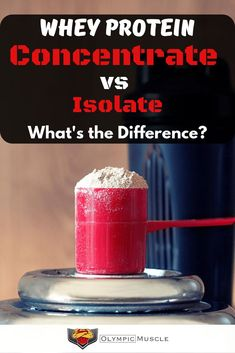 If you want to make the best whey protein shake, you need to understand the base ingredient- whey protein! But the issue is that there are many types whey protein powders. For starters, you have whey isolate and concentrate. You also have casein and a pec