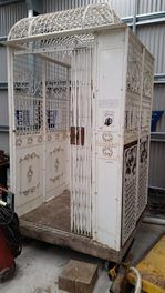 Victorian Elevator Cage