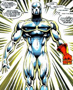 silver surfer with infinity gauntlet - Google Search