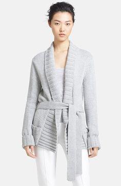 Michael Kors Shawl Collar Sweater Jacket
