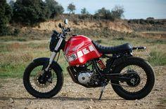 #4 Yamaha XT600 – The Biggest Bullshit – Corb Motorcycles