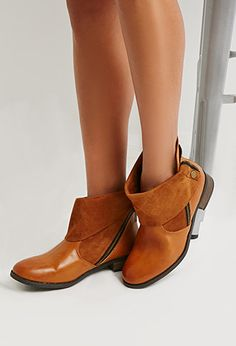 Faux Suede Ankle Booties | Forever 21 - 2000098779