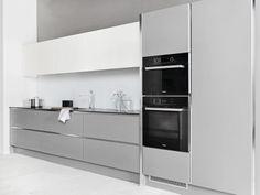 Nixi – Miranda - Helposti muunneltava keittiö. #habitare2014 #design #sisustus #messut #helsinki #messukeskus