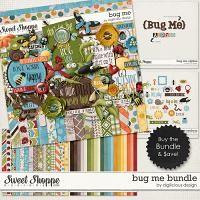 Bug Me Bundle by Digilicious Design