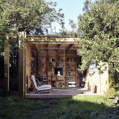 12 of the best garden studios from the pages of Dezeen.
