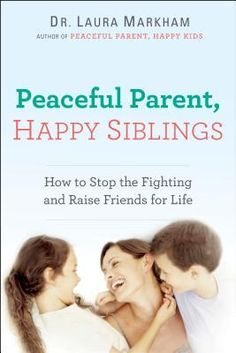 Popular parenting expert Dr. Laura Markham, author of PEACEFUL PARENTS, HAPPY SIBLINGS, has garnered a large and loyal readership around the world, thanks to her simple, insightful approach that values the emotional bond between parent and child. As any parent of more than one child knows, though, it's challenging for even the most engaged parent to maintain harmony and a strong connection when competition, tempers, and irritation run high. In this highly anticipated guide, Dr. Markham…