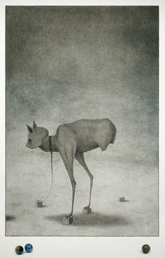 Medium: Lithograph Year: 2002 Edition : Edition of 15 Size: 33 x 20 inches