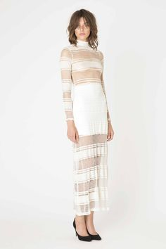 Decado Lace dress from Ganni Spring / Summer 2015 collection.