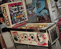 I run my own business repairing and restoring pinball machines. If you or someone you know is in need of pinball repairs contact me at pinwiz19bob@gmail.com #pinball #pinballmachine #pinballgame #game #repairs #restore #retro #oldschool #pinballwizard #passion #entreprenuer #fun #drpinball