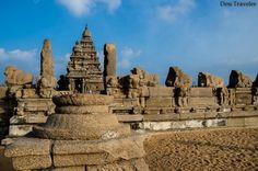 essay about mahabalipuram