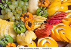 I love fruit art!!!