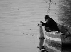 Pesca invernale.