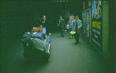 Waterloo Station 1962 on my return from Australia