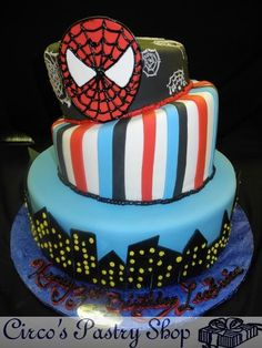 Circo's Pastry Shop | Brooklyn Bakery | Fondant Cakes | Bushwick Italian Bakery | Brooklyn Wedding Cake | Birthday
