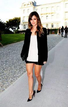 Rachel Bilson's casual cool style