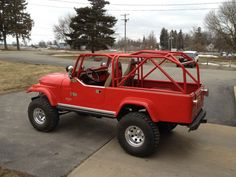 '82 Jeep Scrambler Pick Up