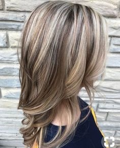 70 Fall Hair Color Hairstyles For Blonde Brown Red Carmel Colors Light Brown Hair with Blonde Highlights and Lowlights. hair color fall, Great hair I'm going to have my hair like that one day everyday. Brown Hair With Blonde Highlights, Brown To Blonde, Ash Brown, Low Lights And Highlights, Ashy Blonde, Color Highlights, Dimensional Highlights, Platinum Highlights, Foil Highlights