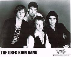 The Greg Kihn Band Press Kit Photo https://www.facebook.com/FromTheWaybackMachine/