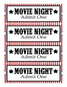 Move Night - Free Printables - Popcorn,Candy, Drink & Treat - Print as tags for a Movie Night Party! Move Night - Free Printables - Popcorn,Candy, Drink & Treat - Print as tags for a Movie Night Party! Movie Night Gift Basket, Movie Night Party, Movie Gift, Family Movie Night, Family Movies, Movie Night For Kids, Christmas Movie Night, Dating Divas, Cinema Wallpaper