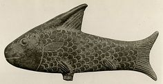 Figure of a Fish  Period:     Third Intermediate Period Dynasty:     Dynasty 22 Date:     ca. 1070–945 B.C.