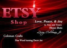 Leroy Coleman, Jr. / Coleman Crafts