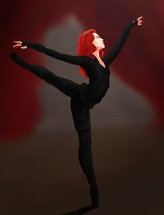 """I'm one of 28 young ballerinas with the Bolshoi/I'm one of 28 Black Widow agents with the Red Room— The training is hard/The training is hard— But the glory of Soviet cultu..."