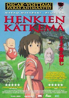 Henkien Kätkemä 6,95e Hayao Miyazaki, Totoro, Sci Fi, Star Wars, Comic Books, Animation, Comics, Reading, Cover