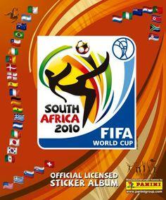 Álbumes Mundial Sudáfrica 2010