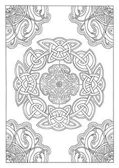 Fantasia Celta - Livro para Colorir Antiestresse na Amazon.com.br